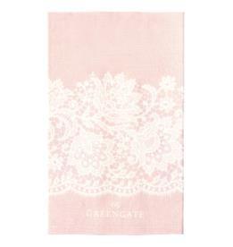 Geschirrtuch Liva pink 50 x 70 cm von Greengate