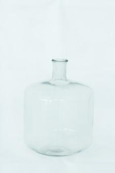 IB Laursen Bodenvase Glas gerade