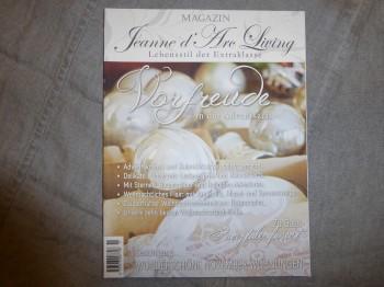 Jeanne d'Arc Living Magazin Ausgabe 11 / 2015
