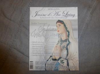 Jeanne d'Arc Living Magazin Ausgabe 8 / 2015