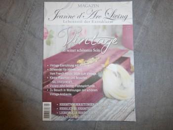 Jeanne d'Arc Living Magazin Ausgabe 9 / 2015