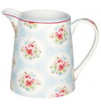 Greengate Krug 0,5 l Olivia pale blue