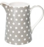 Greengate Krug 1 l Star warm